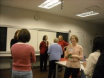 Archivists meet and greet